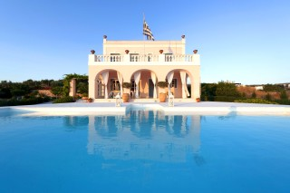 casa del sol syros villa