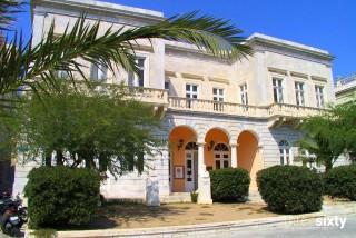syros island casa del sol ermoupoli square