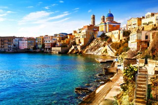 syros island casa del sol landscape