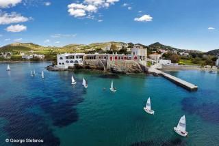syros island casa del sol villa sailing