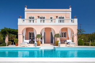 luxurious syros villa casa del sol
