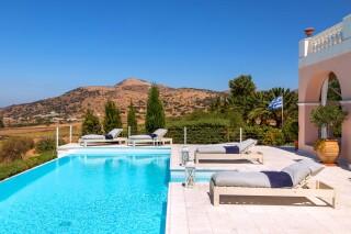 villa casa del sol pool
